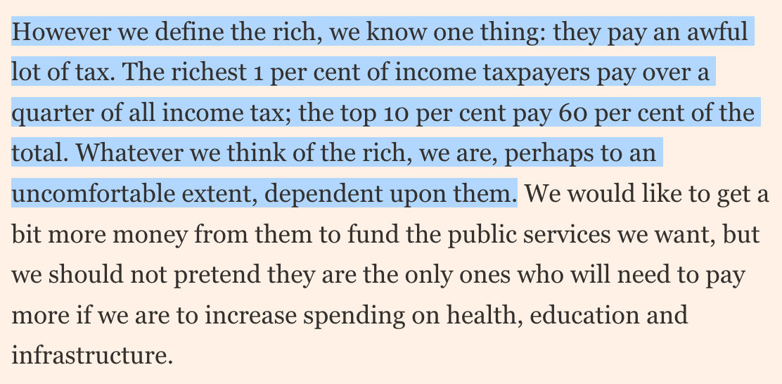 The altruism of the wealthy is incredible